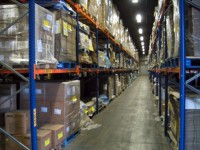 Secure Warehousing Services monitored by CCTV 24 hours a day